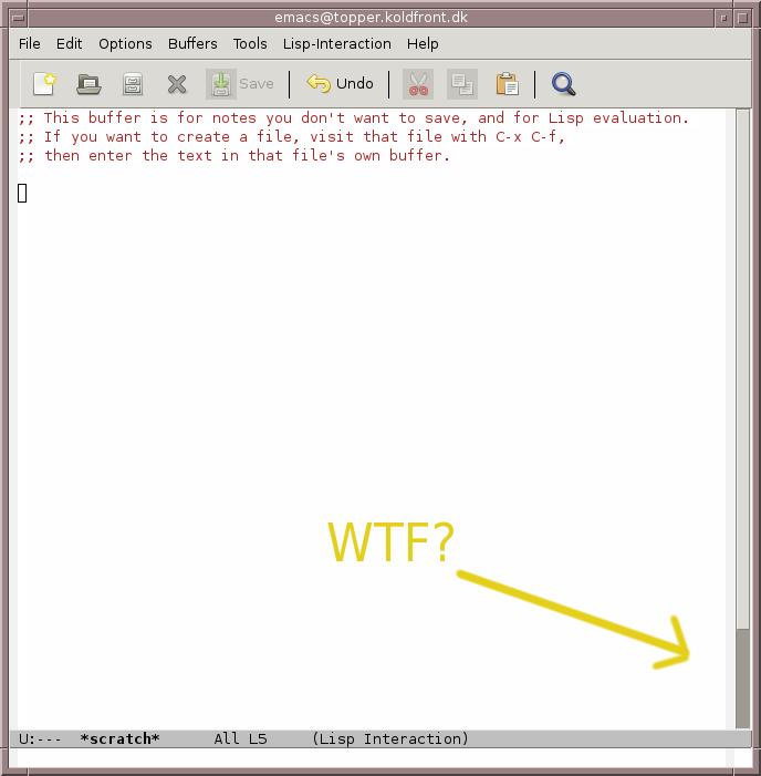 GNU Emacs 24 and GTK
